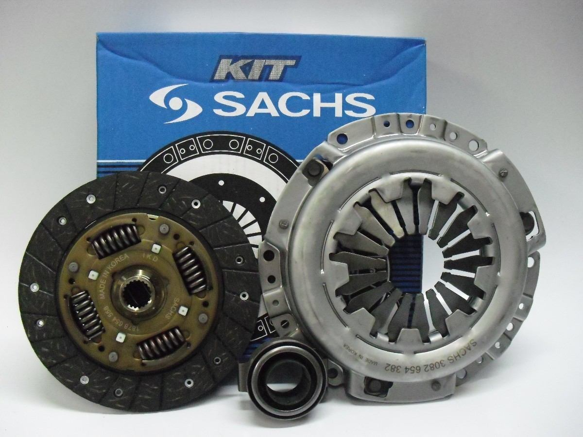 Kit Embreagem Honda Fit 1.4 Ano 04/08 - - Sachs - Pc - Sku:
