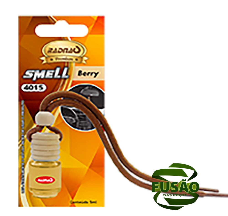 Smell Aromatizante Berry Inspirado Morango e Champ - - Radna